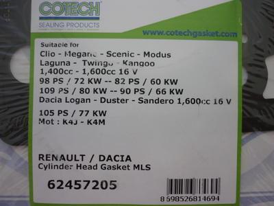 RENAULT / DACIA - 2